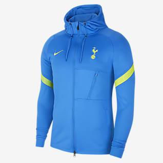 Tottenham Hotspur Strike Jaqueta de xandall Nike Dri-FIT de teixit Knit de futbol - Home