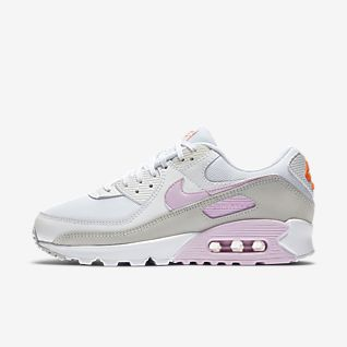 nike air max 90 fille rose