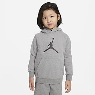 Jordan Sudadera con capucha sin cierre infantil
