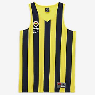 Fenerbahçe Replica Herren-Basketballshirt
