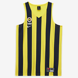 Replika dresu Fenerbahçe Pánský basketbalový dres