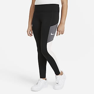 Nike Trophy Big Kids' (Girls') Training Leggings (Extended Size)