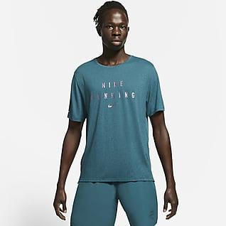 Nike Dri-FIT Miler Run Division Haut de running pour Homme