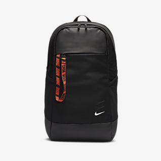 Nike Bola De Futebol Bolsa Mochila Preta | eBay