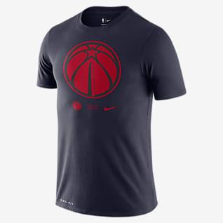 Washington Wizards Logo Men's Nike Dri-FIT NBA T-Shirt
