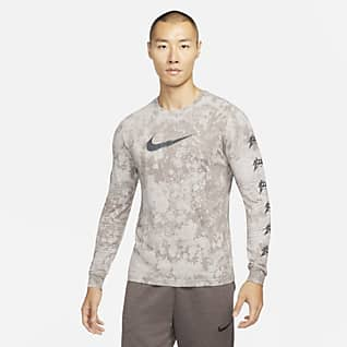 Nike Dri-FIT Story Pack 男款長袖訓練 T 恤