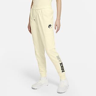 Nike Air Damskie spodnie z dzianiny