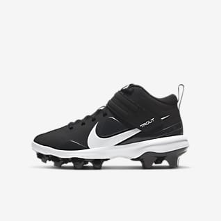 Nike Force Trout 7 Pro MCS Big Kids' Baseball Cleat