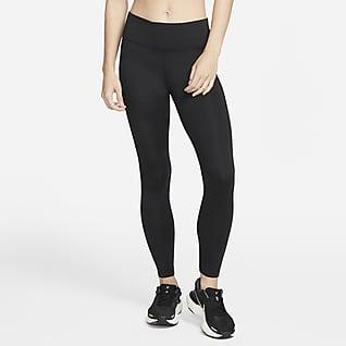Nike Dri-FIT Fast Løbeleggings til kvinder