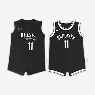 布鲁克林篮网队 Nike NBA 婴童连体衣(2 件)