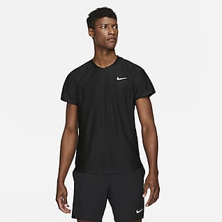 NikeCourt Dri-FIT Advantage Tennistrøye for herre