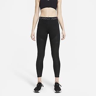 Nike Pro Warm Mallas para mujer Sparkle