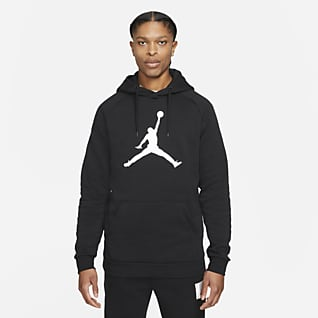 Jordan Jumpman Logo Men's Fleece Pullover Hoodie