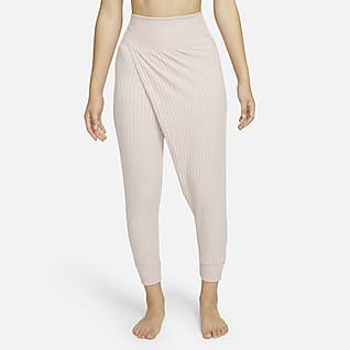 Nike Yoga Luxe Women's Ribbed Trousers