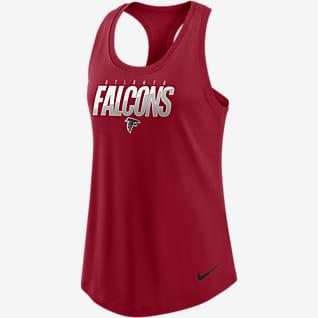 Nike Dri-FIT Impact (NFL Atlanta Falcons) Women's Racerback Tank Top