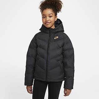 Nike Sportswear Kurtka z syntetycznym wypełnieniem dla dużych dzieci
