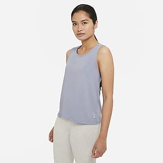 Nike Yoga Women's Twisted Tank