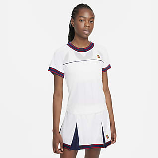 NikeCourt Dri-FIT Slam Samarreta de tennis - Dona