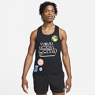 Nike Dri-FIT ADV AeroSwift NYC Men's Running Singlet