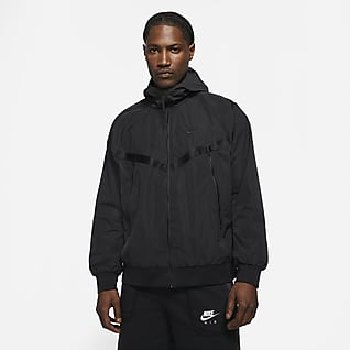 Nike Sportswear Premium Essentials Men's Unlined Hooded Windrunner Jacket