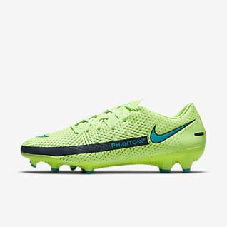 Nike Phantom GT Academy MG Ποδοσφαιρικό παπούτσι για διαφορετικές επιφάνειες