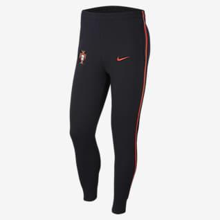 Portugal Men's Fleece Football Trousers