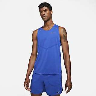 Nike Dri-FIT Rise 365 Haut de running sans manches pour Homme