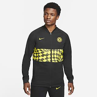 Chelsea FC Track jacket da calcio con zip a tutta lunghezza - Uomo