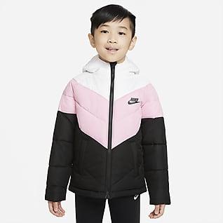 Nike Sportswear Gewatteerd jack voor kleuters