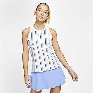 Women's White Tank Tops & Sleeveless Shirts. Nike SA