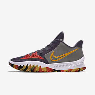 Kyrie 4 Low N7 By Lauren Schad Custom Basketball Shoes