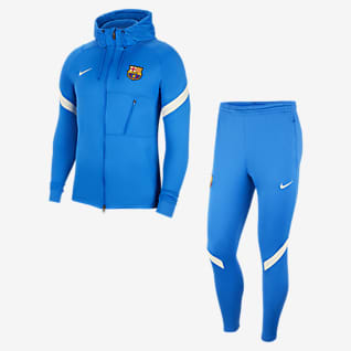 F.C. Barcelona Strike Men's Nike Dri-FIT Football Tracksuit