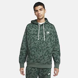 Nike Sportswear Club Pánská mikina skapucí
