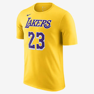 Lakers Nike NBA-s férfipóló