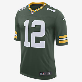 Green Bay Packers Vapor Untouchable (Aaron Rodgers) NFL Maglia da football americano Limited NFL - Uomo