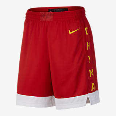 Nike 中国队 男子篮球短裤