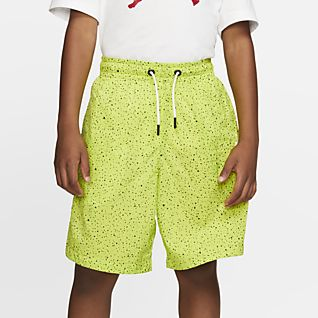 Jordan Flight Older Kids' (Boys') Poolside Shorts