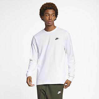 Nike Sportswear Langærmet T-shirt til mænd