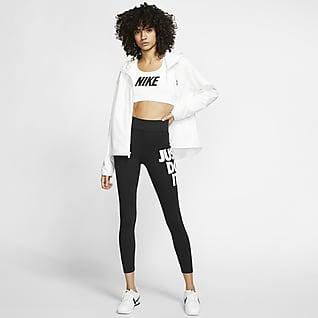 Nike Sportswear Leg-A-See JDI Leggings i 7/8 lengde med høyt liv til dame