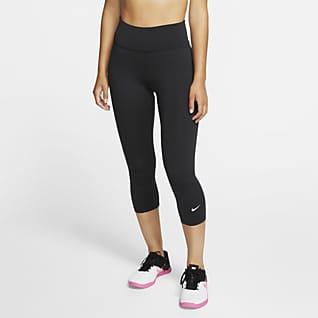 Nike One Pantalones capri para mujer