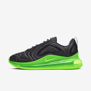 air max 720 nere verdi