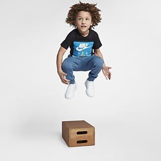 Nike Sportswear Tech Fleece Little Kids' Joggers