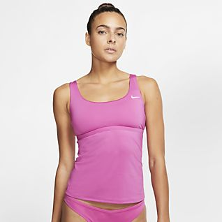 Nike Tankini Women's Swimsuit Top