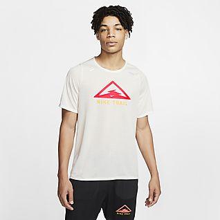 Nike Rise 365 Trail Camiseta de trail running - Hombre