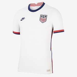 U.S. 2020 Vapor Match Home Men's Soccer Jersey