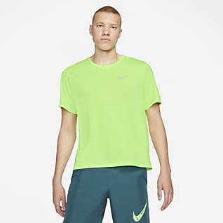 Nike Dri-FIT Miler Camisola de running para homem
