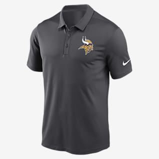 Nike Dri-FIT Logo Franchise (NFL Minnesota Vikings) Men's Polo