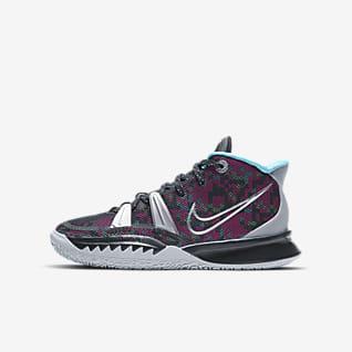 Kyrie 7 Genç Çocuk Basketbol Ayakkabısı