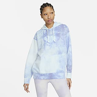 Nike Icon Clash Felpa da training pullover con cappuccio - Donna