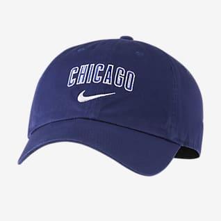 Nike Heritage86 Swoosh (MLB Chicago Cubs) Adjustable Hat